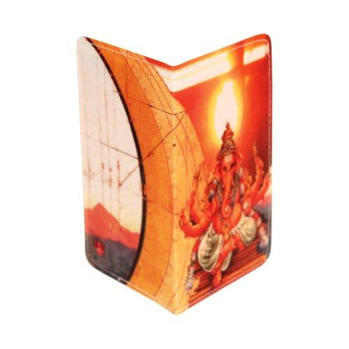 Oyster Card Holder-Fun design unico, Great Ganesha (Multicolore) - OCH-2100A