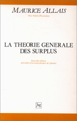 La thorie gnrale des surplus