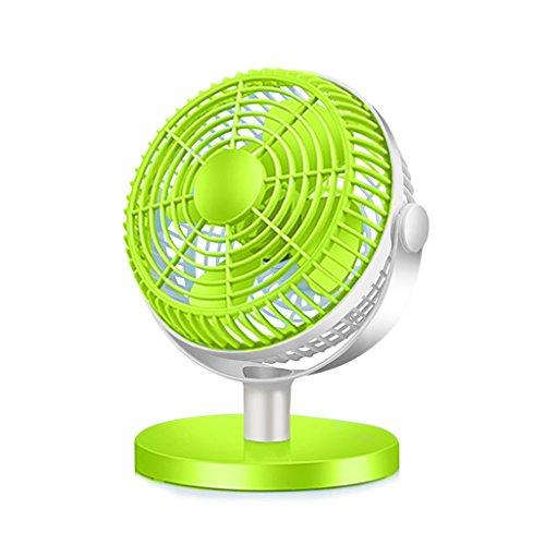 Kk ventilatore del usb da 7 pollici piccolo ventilatore elettrico muto studente dormitorio - Ventilatore da tavolo usb ...