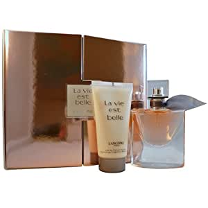 La Vie est Belle by Lancôme - set with body lotion 30 ml + 50 ml