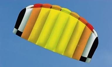 Lenkmatte Smash 1.3 130 x 57cm Zweileiner Kite