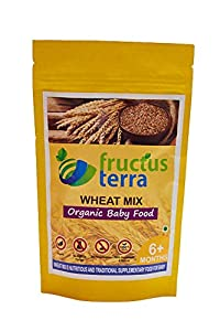 Fructus Terra Organic Sprouted Wheat Mix 250 g
