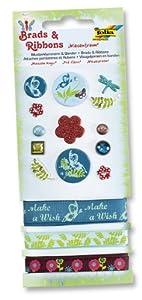 Folia 12605 - Pegatinas y cintas para decorar diseño floral Importado de Alemania