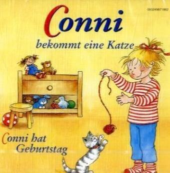 Conni bekommt eine Katze; Conni hat Geburtstag, 1 (Katze Hat Geburtstag)