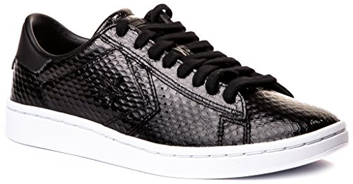 Converse CONS Pro Leather LP Scaled Women Shoes Sneakers Black 36