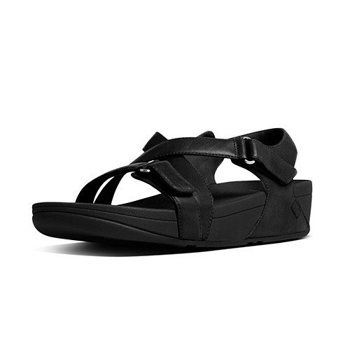 FitFlop™ Skinny Sandals Black (With Backstrap)