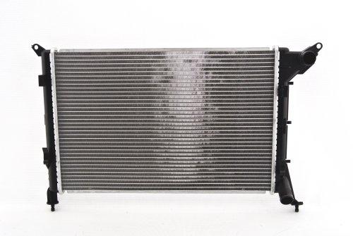 Wasserkühler Kühler MINI (R50, R53) Cooper One, passend für folgende Originalteilenummern (dient nur zu Vergleichszwecken): 1475552, 17101475552 -