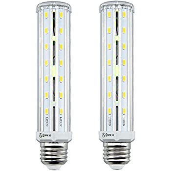 Bonlux 15 W 5730SMD E27 LED del Maíz de La Lámpara de 360 Grados luz 220 V LED Bombilla Reemplazar 100 W Halógena, Paquete de 2