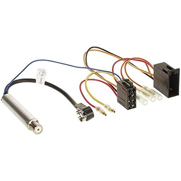 Acv 1321 45 Radioanschlusskabel Für Audi Vw Seat Skoda Elektronik