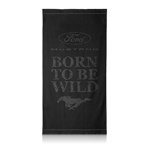 new-genuine-ford-mustang-born-to-be-wild-towel-35021750