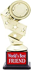Aark India Best Friend - Trophy / Award (PC 00303)