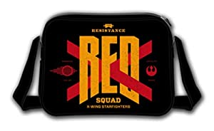 cotton division Sac Bandoulière Star Wars VII - Red Squad X-Wing - Legend Icon