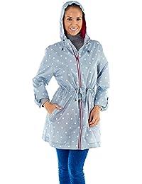Pro Climate - Abrigo Impermeable - Parka - para Mujer
