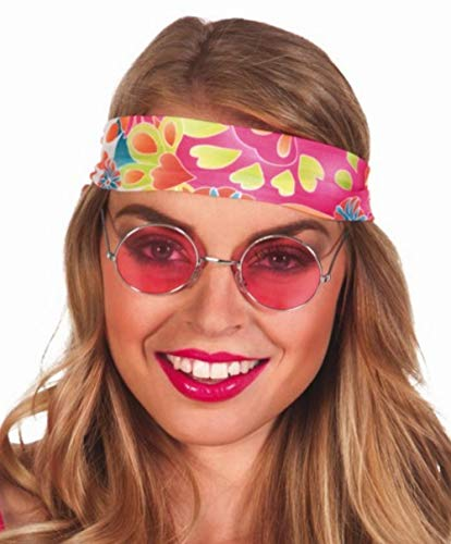 falksson Hippiebrille rund für Erwachsene