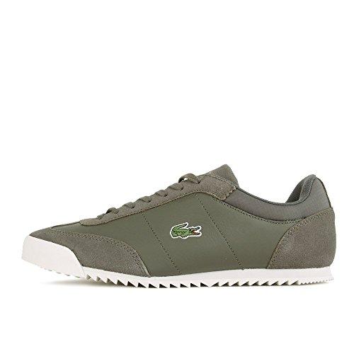 Lacoste Romeau 416 1, Sneakers basses homme Vert
