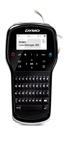 dymo-s0968960-label-manager-280-handheld-label-maker-qwerty-keyboard-with-uk-plug