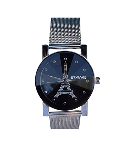 Creator Analogue Black Dial Womens Watch-Tctm