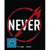 Metallica Steelbook 3D - Through The Never 2 - Disc