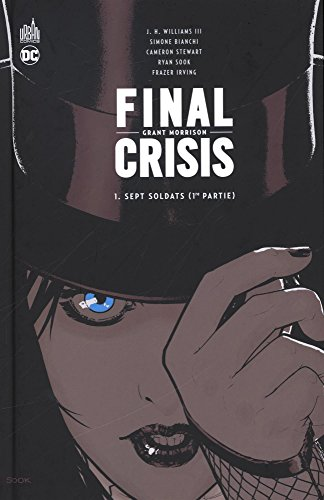 Final Crisis, Tome 1 : Sept soldats (1re partie) par Collectif