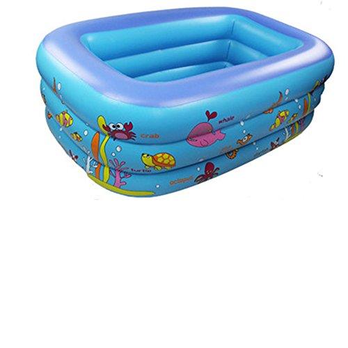 Kinderbecken Pool aufblasbare Badewanne Säugling Pool Schwimmbad Badewanne Badewanne Wanne Tub