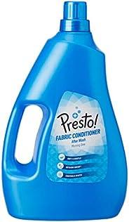 Amazon Brand - Presto! Morning Dew Fabric Conditioner - 1.6 L
