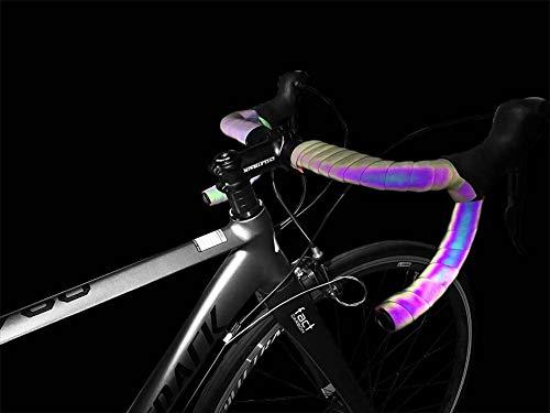 CXWXC Fahrrad Lenkerband Reflektierend Lenkerband Griffband Rad Griffe Griffband 2 Stück