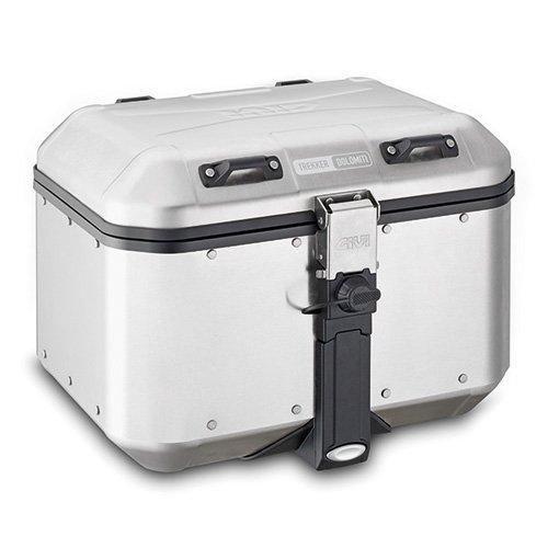 DLM46A - Givi Trekker Dolomiti Monokey Top Case 46L Aluminium