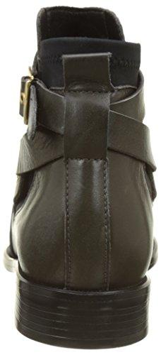 Buffalo London Es 30780 Sauvage, Stivali Donna Grigio (Antracite 01)