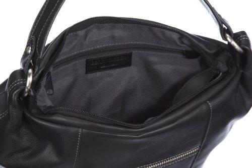 Gerry Weber Matera, sacs bandoulière Noir - Schwarz (black 900)