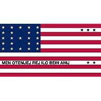magFlags Bandiera Large Bikini Atoll 90x150cm