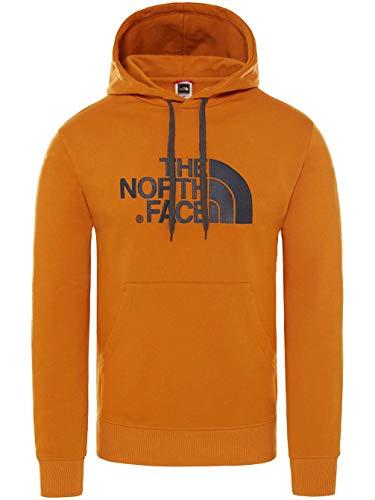 The North Face Light Drew Peak Sweat-Shirt à Capuche Homme, Jaune (Citrine Yellow), XL