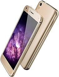 UMIDIGI London Smartphone débloqué 3G (5.0 écran pouces - 1 GB RAM 8 GB ROM - Android 6.0) Or