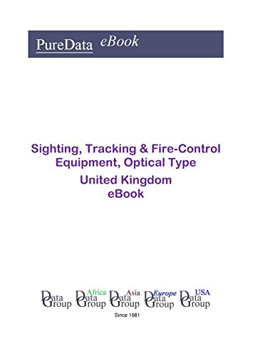 Sighting, Tracking & Fire-Control Equipment, Optical Type in the United Kingdom: Market Sector Revenues (English Edition)