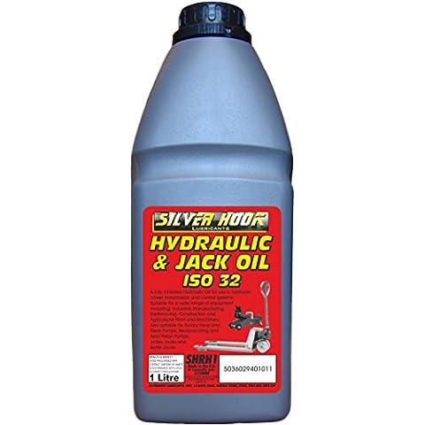 Silverhook SHRH1 ISO 32 Olio Idraulico, 1 Litri