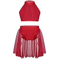 9a0721bac Amazon.co.uk  Red - Leotards   Girls  Sports   Outdoors