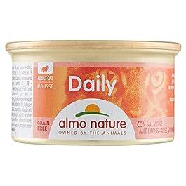 Almo – Daily Menu da 85 Gr. Mousse con Salmone – Gatto 158