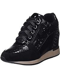 XTI 48262, Zapatillas Altas para Mujer