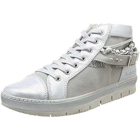 Dockers 35NE212-600210 - Zapatillas de Deportes de Exterior de otras pieles Mujer