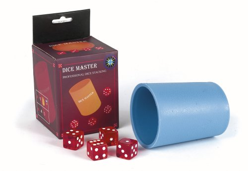 Dice Master, Casino-Würfel Dice Stacking-Set - Stacking-würfel