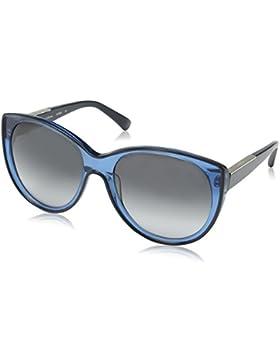 Calvin Klein - Gafas de sol Wayfarer CK7900, 403 Crystal Blue
