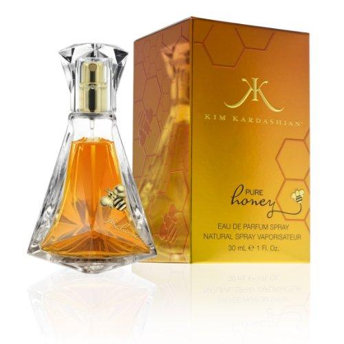 Kim Kardashian Pure Honey Eau de Parfum 30 ml, 1er Pack (1 x 30 ml) (Kim Kardashian Parfüm)