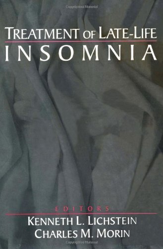 Treatment of Late-Life Insomnia (2000-03-21)