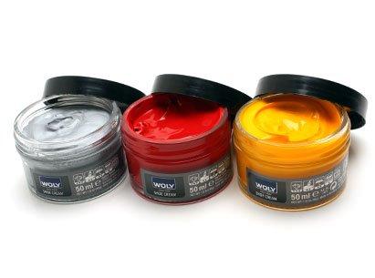 Shoe-String Crème pour Chaussures en Cuir 50ml