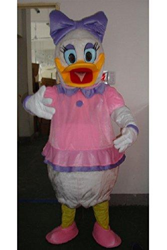 Donald Fauntleroy Duck Daisy Duck Maskottchen Kostuem Erwachsene Groesse for (Kostüme Daisy Erwachsene Für)