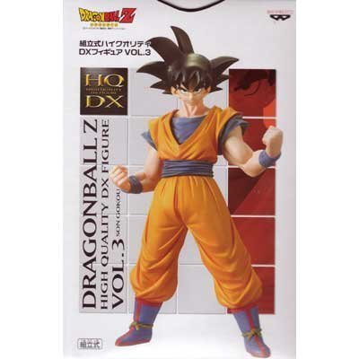 Dragon Ball Z prefabricated high quality DX figure VOL.3 Goku single item (japan import)