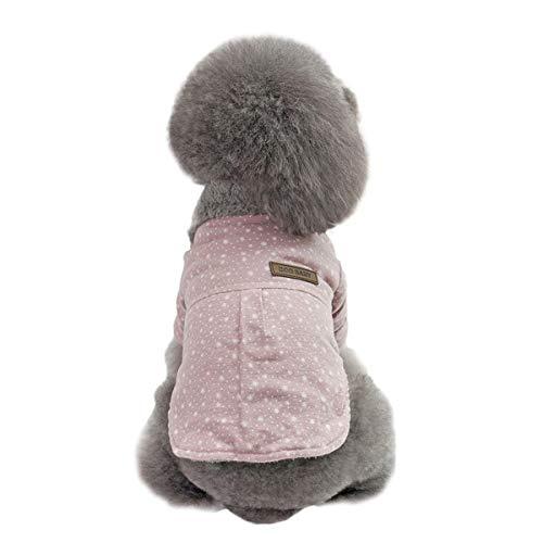 ostüm Für Haustiere Mode Cute Winter Jacke Bequemes Nice Coat Weiches Modern Leichte Chic Costume Party Einfach Kleidung Für Kleine Hunde Princess Kleidung ()