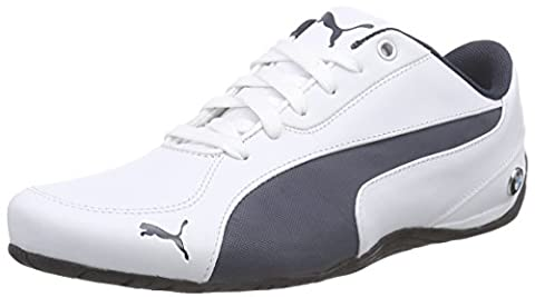 Puma BMW MS Drift Cat 5 NM 2, Unisex-Erwachsene Sneaker, Weiß (white-bmw team blue 01), 41.5 EU