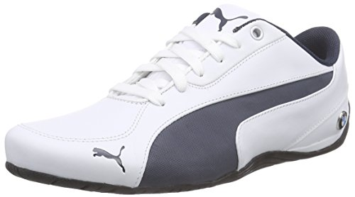 Puma Bmw Ms Drift Cat 5 Nm 2, Chaussures De Sport Unisexes - Blanc Adulte (weiß (blanc-bmw Team Blue 01))
