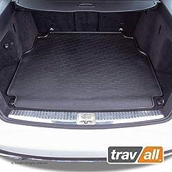 Travall® Liner Kofferraumwanne TBM1121 - Maßgeschneiderte Gepäckraumeinlage mit Anti-Rutsch-Beschichtung