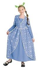 Child Shrek The Third Princess Fiona Fancy Dress Costume